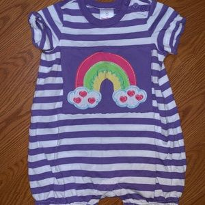 ❤️3 for $15❤️ Hanna Andersson Girls Outfit 80 2T